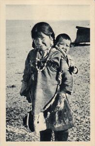 Indians / Eskimos of Arctic Canada , 00-10s ; #49