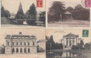MAINE-ET-LOIRE (DEP.49) 500 Cartes Postales 1900-1940