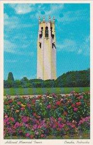 Nebraska Omaha Hillcrest Memorial Tower