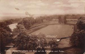 Cassel Germany Orangerie Track and Field Vintage Postcard JD933471