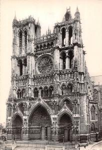 France Amiens Somme La Cathedrale Dom