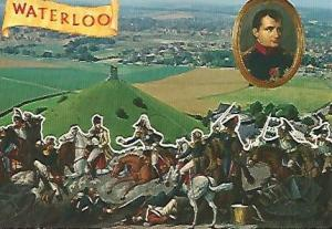 POSTAL 17866: WATERLOO