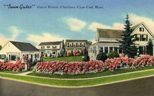 MA - Chatham. Twin Gates Inn