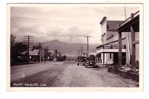 Real Photo, Westcliffe, Cars, Colorado,