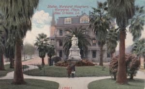 NEW ORLEANS , Louisiana , 00-10s ; Statue, Margaret Haughery, Margaret Place