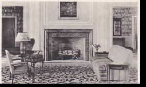 Michigan Dearborn The Deerborn Inn The Fireplace Albertype
