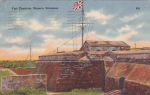 Fort Charlotte, Nassau, Bahamas, PU-1956