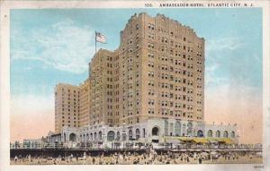 New Jersey Atlantic City Ambassador Hotel