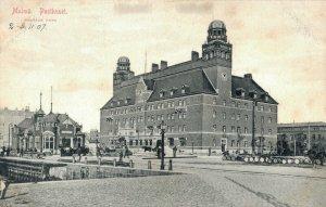 Sweden Malmö Posthuset 03.84