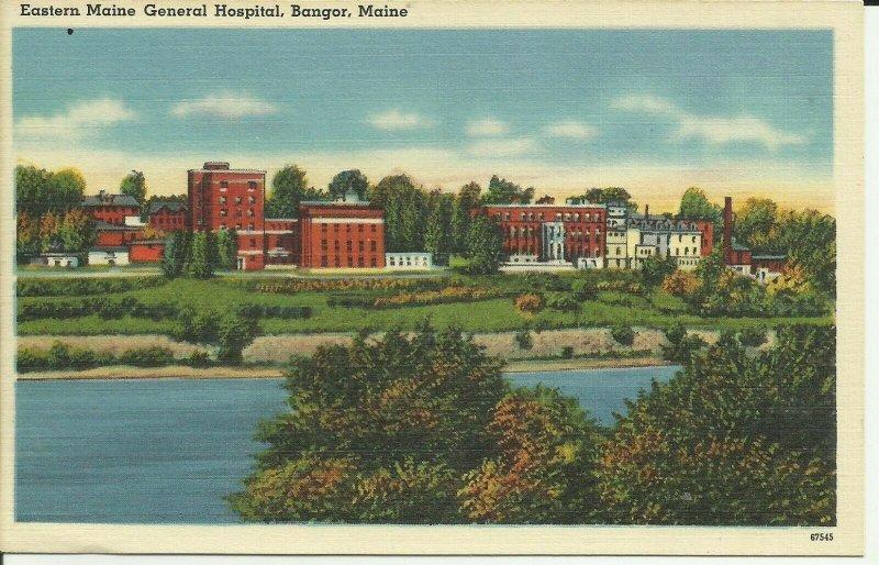 Bangor, Maine, Eastern Maine General Hospital