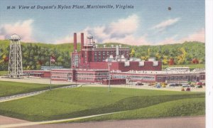 View of Dupont's Nylon Plant, Martinsville, Virginia, 1930-40s