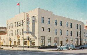 LETHBRIDGE , Alberta, Canada, 50-60s; Lethbridge Hotel