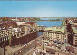 Germany Hamburg Die Drei Alsterbecken