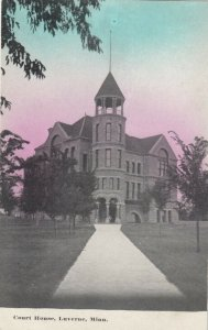 LUVERNE , Minnesota, 1900-10s , Court House