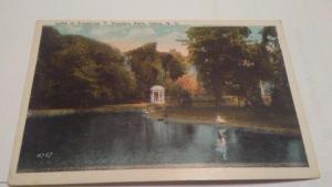 POSTCARD,UTICA,NY FREDERICK T.PROCTORS PARK 1920  $12 BEST