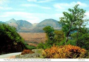 Scotland Edinburgh Peaks Of An Teallach