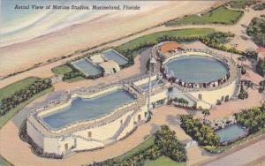 Florida Marineland Aerial View Of Marine Studios
