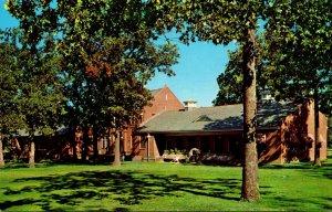 Missouri Mount Vernon Lloyd Building Missouri State Sanatorium