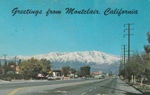 MONTCLAIR , California , 1968 , Central Avenue