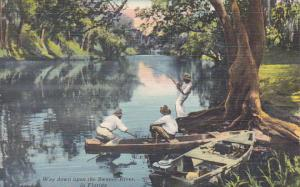 Fishing Way Down Upon The Suwanee River Florida
