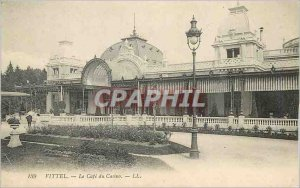Old Postcard Vittel Le Cafe du Casino