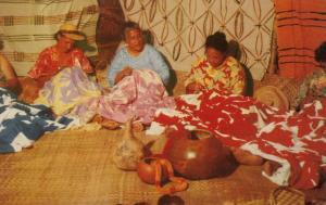 HAWAII, 40-60s; Heirloom Quilters