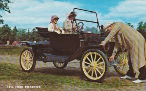 1914 Ford Roadster