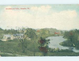 Divided-Back PANORAMIC VIEW Hampden - Near Bangor Maine ME i1572