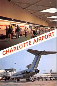 Charlotte Airport - North Carolina
