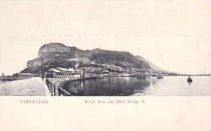 Rock From The New Bridge S., Gibraltar, 1900-1910s