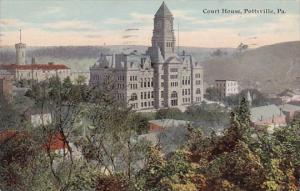 Court House Pottsville Pennsylvania 1911