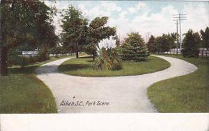 Park Scene, Aiken, South Carolina, 00-10s
