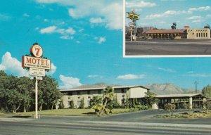 EL CAJON , California , 1950-60s ; Faboulous 7 Motel