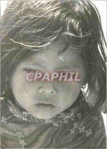 Postcard Modern Child Kathmandu
