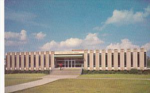 Mississippi Raymond George W McLendon Library Hinds Junior College