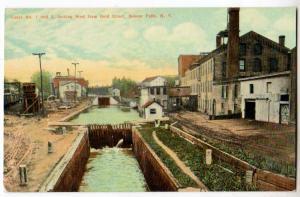 Locks No 1 & 2, Ovid St, Seneca Falls NY