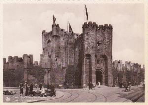 Belgium Gent Gand Le Chateau des Comes