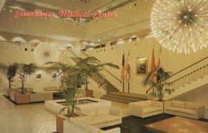 RANCHO MIRAGE, California, 1973; Eisenhower Medical Center