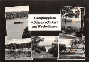 BG1183 campingplatz susser winkel am werbellinsee ship  CPSM 14x9.5cm germany