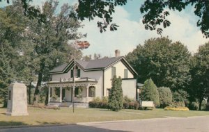 BRANTFORD , Ontario , 1940-60s; The Bell Homestead