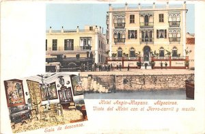 Hotel Anglo Hispano Algeciras Spain Unused