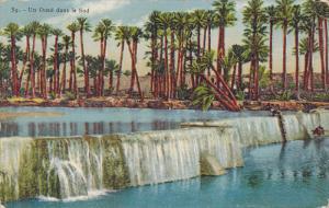 Un Oued dans le Sud , North Africa , 00-10s