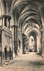 England Ely Catahedral North Choir Aisle