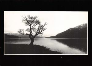 Postcard Fragments Photography No.14 The Loch in Winter, Scotland 1980 OS13
