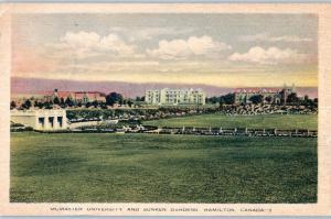 McMaster University & Sunken Gardens, Hamilton, Canada c16