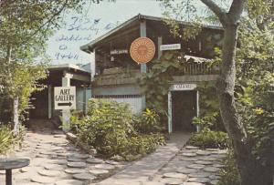 St Thomas Tutu Main Entrance Art Gallery Jim Tillett Craft Center