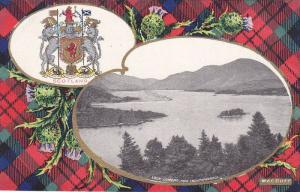 2-Views, Loch Lomond From Inchtavannach, Scotland, UK, 1900-1910s