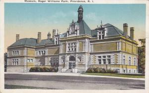 Museum at Roger Williams Park - Providence RI, Rhode Island - WB