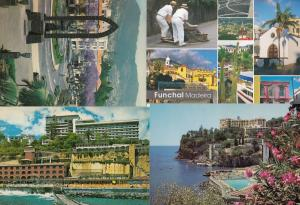 Funchal Madeira Reids Savoy Hotel 4x Postcard s