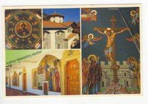 Cyprus, 70-80s, Kykkos Monastery - Kloster